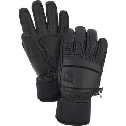 Hestra Hestra Leather Fall Line - 5 Finger (20/21) Black-100 *Final Sale*