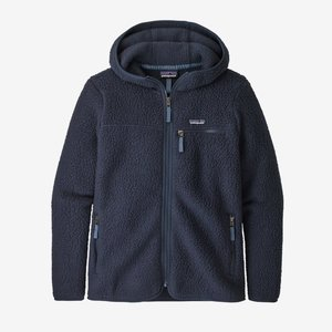 PATAGONIA Patagonia W'S Retro Pile Hoody (20/21) New Navy-Nena *Final Sale*