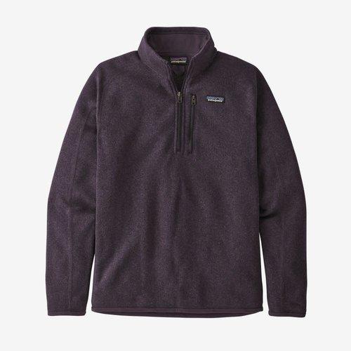PATAGONIA Patagonia M'S Better Sweater 1/4 Zip (20/21) Piton Purple-Ptpl