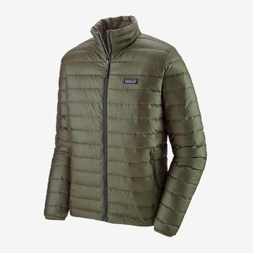 Patagonia Patagonia M'S Down Sweater (20/21) Industrial Green-Indg *Final Sale*