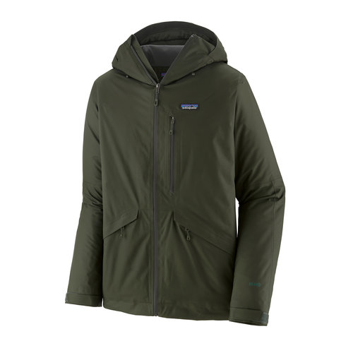 PATAGONIA Patagonia M'S Insulated Snowshot Jkt (20/21) Kelp Forest-Kpf *Final Sale*