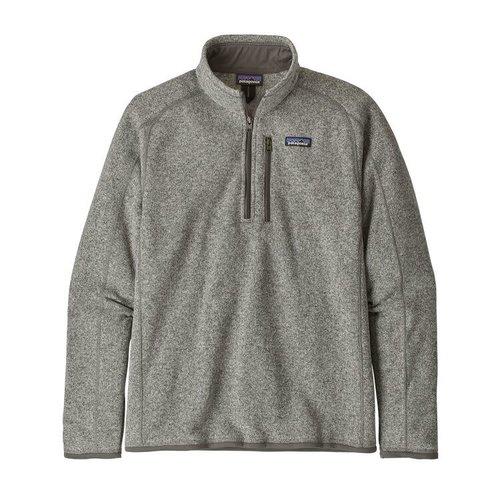 PATAGONIA Patagonia M'S Better Sweater 1/4 Zip (20/21) Stonewash-Sth