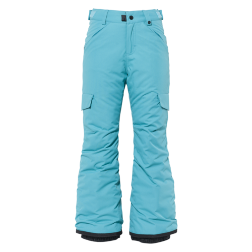 686 686 Youth Girls Lola Insulated Pant (20/21) TEAL-TEAL *Final Sale*