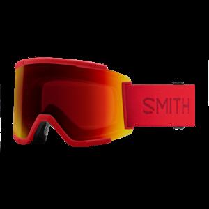 SMITH Smith Squad Xl Lava (20/21) Chromapop Sun Red Mirror+Chromapop Storm Rose Flash