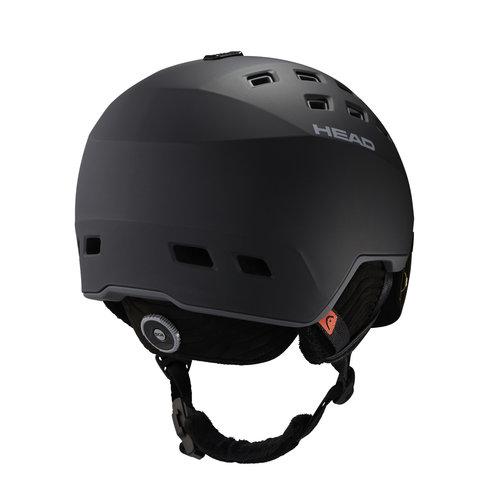 Head Head Radar Polar (20/21) Black