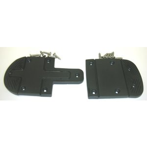 Gates And Boards PPS Lifters (Pair - Heels & Toes) With Screws