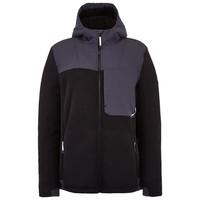 Spyder Alps Full Zip Hoodie (20/21) Black-1 *Final Sale*
