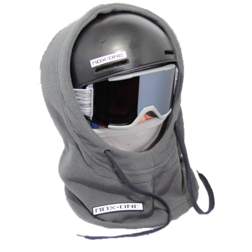 MDXONE Mdxone Balaclava (Over Helmet ) -  Grey