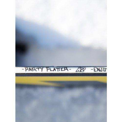 K2 K2 Party Platter (20/21) *Final Sale*