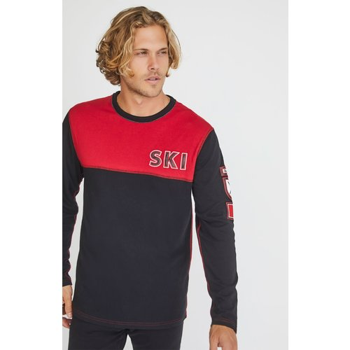 Alp-N-Rock Alp-N-Rock Ski Canada Crew Skirt (20/21) Red-Red *Final Sale*