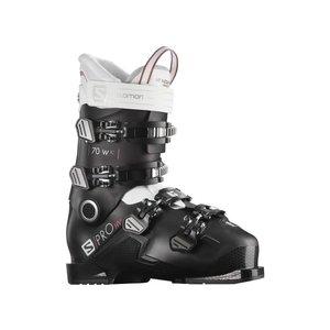Salomon Salomon S/Pro Hv 70 W Ic Black / White / Garnet Pink (20/21)