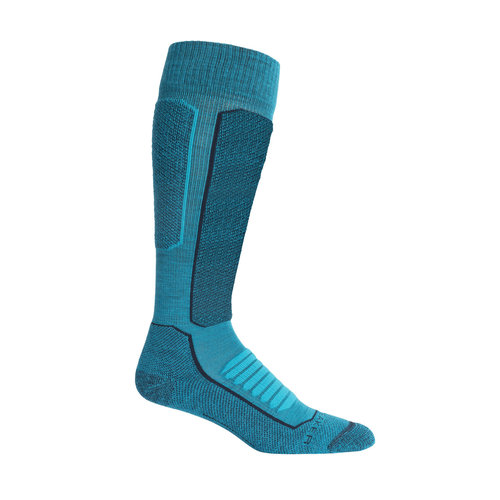 Icebreaker Icebreaker Wmns Ski+ Medium Otc (20/21) Arctic Teal/Midnight Navy-B11 *Final Sale*