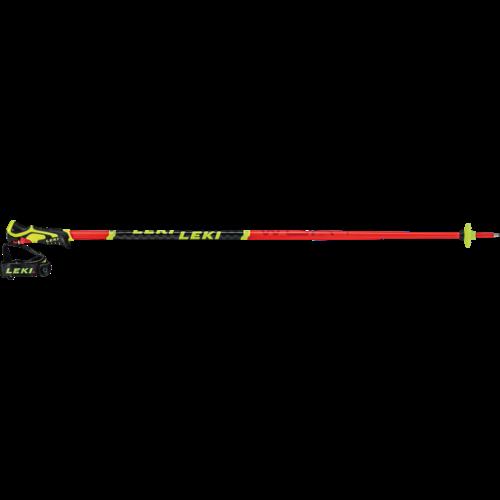 Leki Leki Wcr Lite Sl 3D (20/21) Neonred *Final Sale*