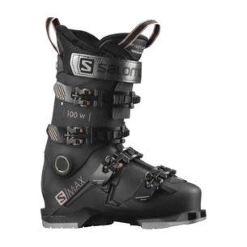 Salomon Salomon S/Max 100 W Gw Black-Beluga 24.5 Mp