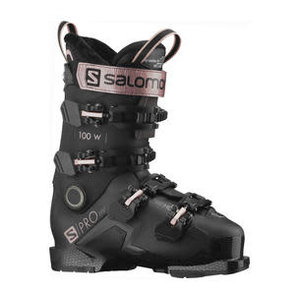 Salomon Salomon S/Pro HV100 W Black Rose Gold (21/22) 24.5 Mp
