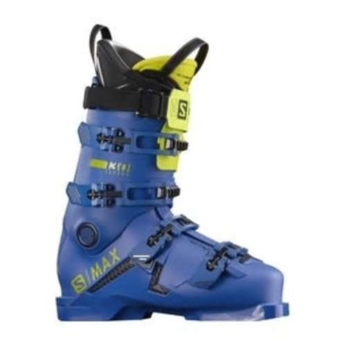 Salomon Salomon S/max 130 Carbon Race Blue /Acid Green (21/22) 26.5 Mp
