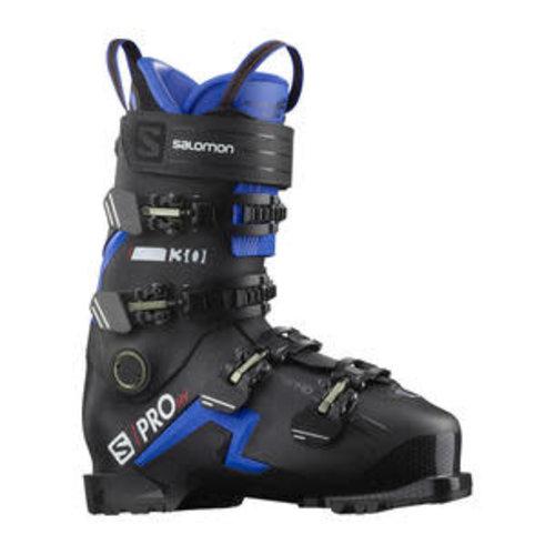 Salomon Salomon S/Pro HV 130 Black Race Blue (21/22) 26.5 Mp