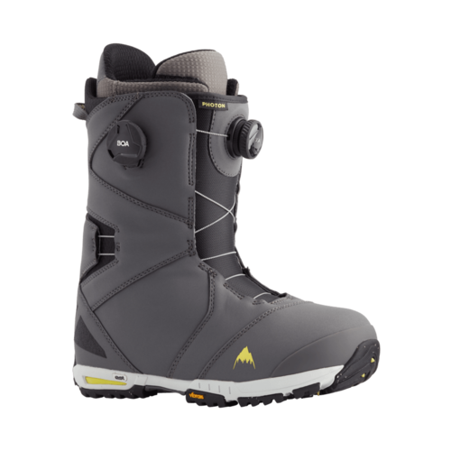 Burton Burton Mens Photon Boa Boot (20/21) Gray-020 *Final Sale*