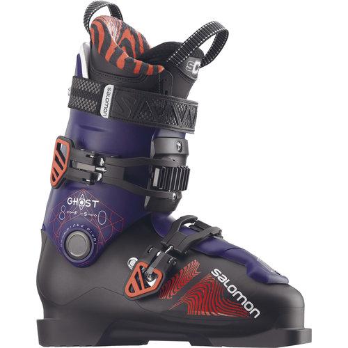 Salomon Salomon Mens Ghost Fs 80 Bk/Darkpurpl/Or Ski Boot - (17/18) *Final Sale*