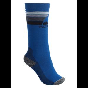 Burton Burton Kids' Emblem Midweight Sock (21/22) Classic Blue-400