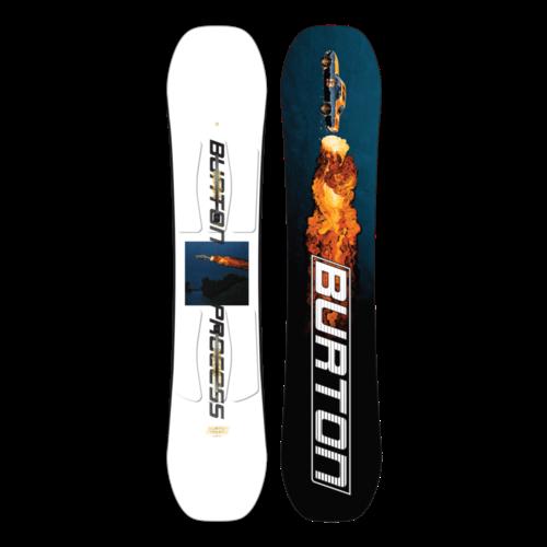 Burton Burton Kids' Process Smalls Snowboard (21/22)