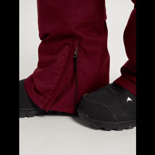 Burton Burton Men's Cargo Pant - Regular Fit (21/22) Mulled Berry-500