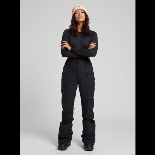 Burton Burton Women's Marcy High Rise Stretch Pants (21/22) True Black-1