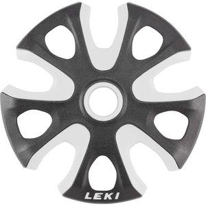 Leki Leki Big Mountain Basket 95Mm (1 Pair) (21/22) 02 White