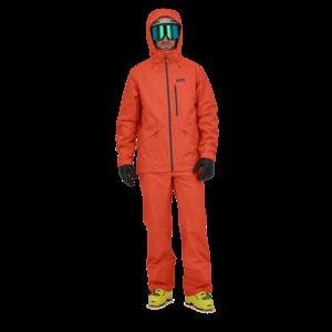 Patagonia Patagonia M'S Snowshot Pants - Reg (21/22) Metric Orange-Meor