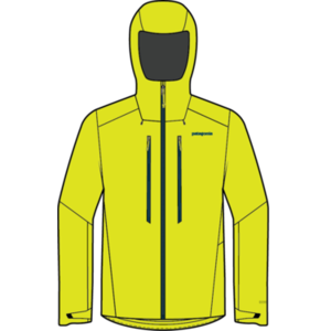 Patagonia Patagonia M'S Stormstride Jkt (21/22) Chartreuse-Chrt