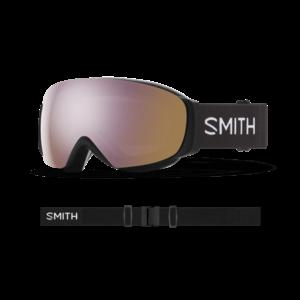 Smith Smith I/O Mag S (21/22) Black || Chromapop Everyday Rose Gold Mirror