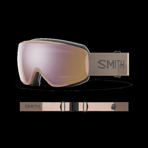 Smith Smith Moment (21/22) French Navy Polar || Chromapop Everyday Rose Gold Mirror