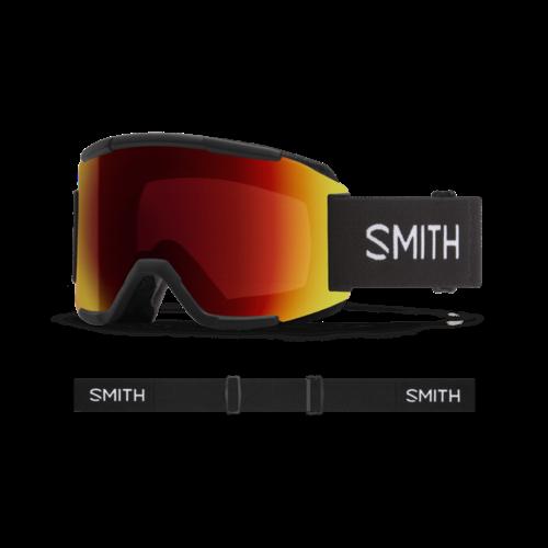Smith Smith Squad (21/22) Black || Chromapop Sun Red Mirror