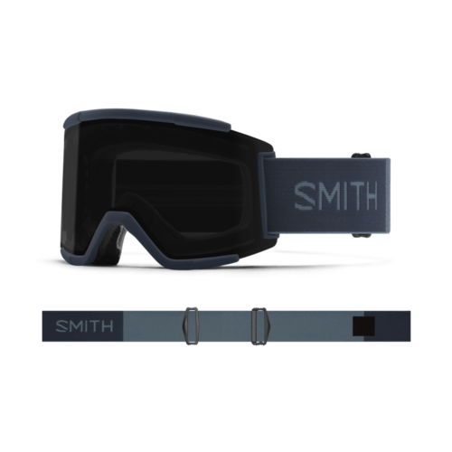 Smith Smith Squad Xl (21/22) French Navy || Chromapop Sun Black