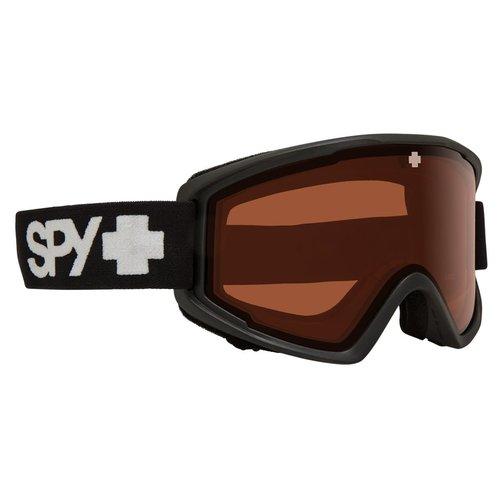 Spy Spy Crusher Jr. Matte Black - Hd LL Persimmon (21/22)