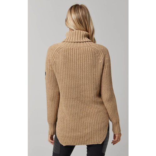 Alp-N-Rock Alp-N-Rock Simone Sweater (21/22) Heather Camel-Htc