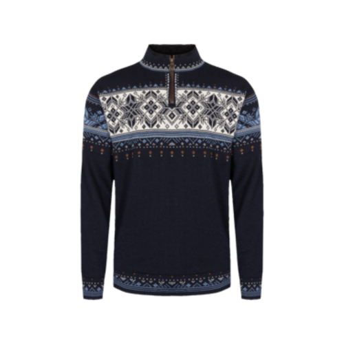 Dale Of Norway Dale Of Norway Blyfjell Sweater (21/22) Midnavy Blushad Offwhite Coppe