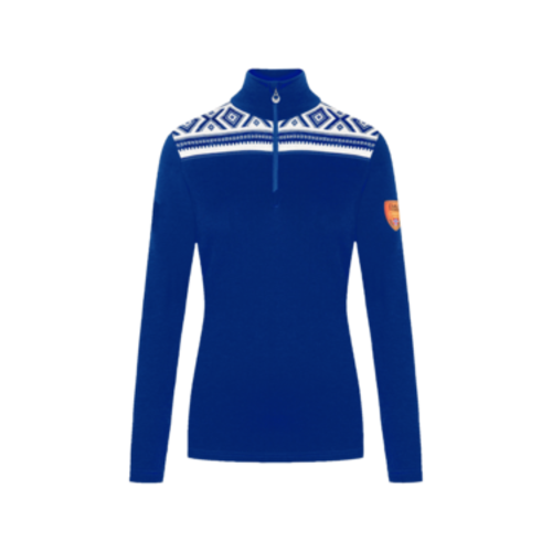 Dale Of Norway Dale Of Norway Cortina Basic Fem Sweater (21/22) Ultramarine Offwhite