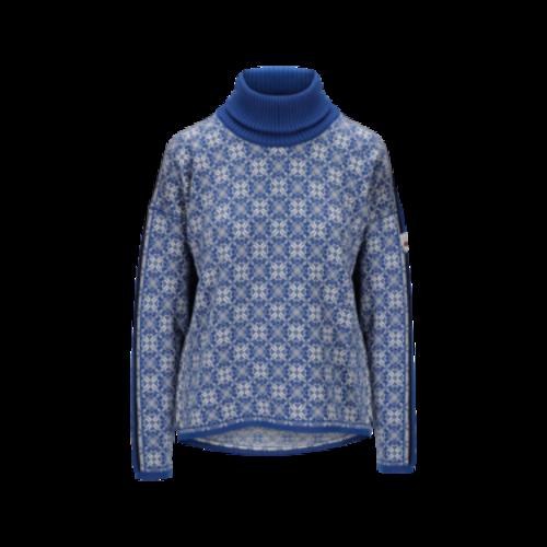 Dale Of Norway Dale Of Norway Firda Fem Sweater (21/22) Ultramarine Off White