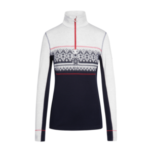 Dale Of Norway Dale Of Norway Moritz Fem Basic Sweater (21/22) Navy White Raspberry