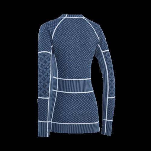 Kari Traa Kari Traa Smekker Wool Long Sleeve ' 100 % Merino Wool (21/22) Marin
