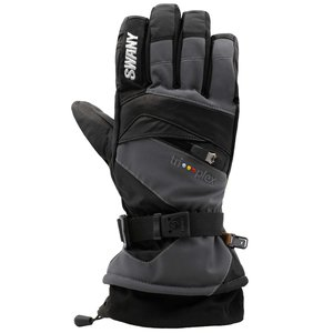 Swany Swany X-Change Glove (20/21) Cg/Bk Mens *Final Sale*
