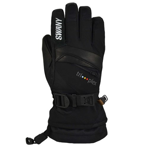 Swany Swany X-Change Jr Glove (20/21) Bk Jr *Final Sale*