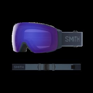 Smith Smith I/O Mag (21/22) French Navy || Chromapop Everyday Violet Mirror