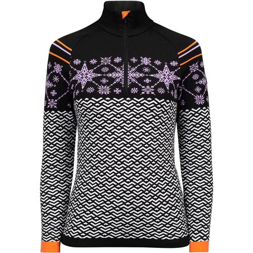 Newland Newland Demet Sweater (21/22) Black / White-108