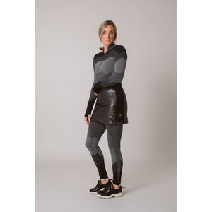 Krimson Klover Krimson Klover Carving Skirt Black (21/22)