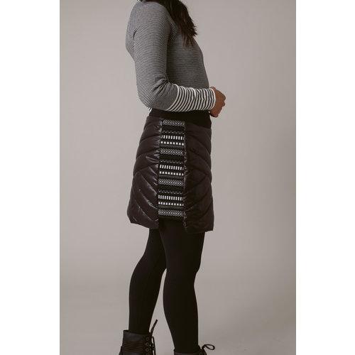 Krimson Klover Krimson Klover Carving Skirt Black - Peachleaf (21/22)