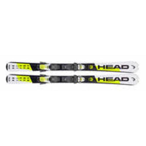 Head Head Supershape Team R Slr + Slr 7.5 Ac (20/21) *Final Sale*