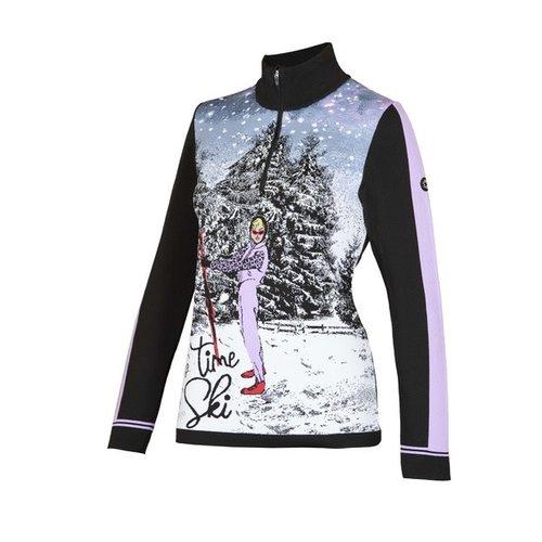 Newland Newland Rhona Sweater (21/22) Black / Lilac-265