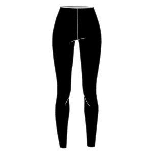 Newland Newland Sierra Nevada Pants (21/22) Black-0015